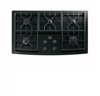 GE Monogram ZGU36KBKBB Gas Hob - (Display Clearance)