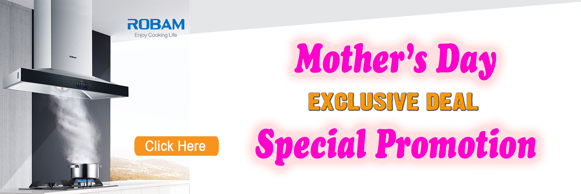 Robam Mother's Day Special Promotion