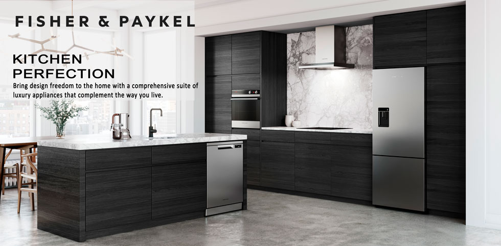 Fisher & Paykel Appliances - Malaysia Best Selling Dealer