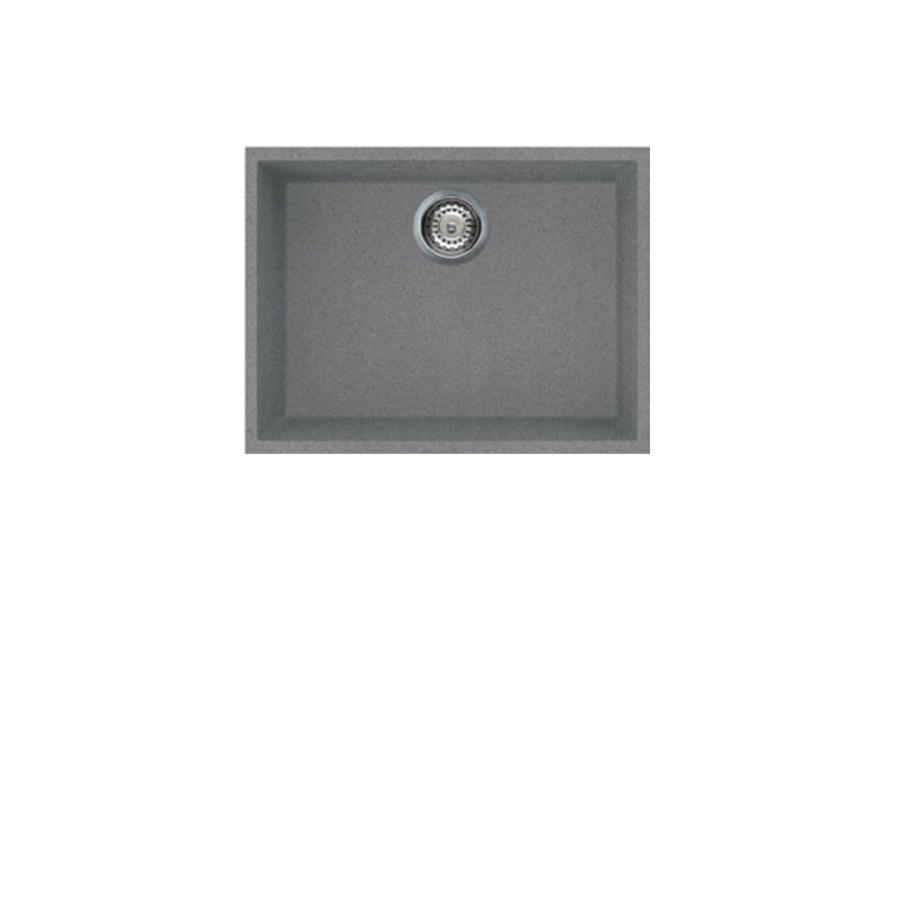 Elleci LMQ11073BSO (QUADRA Titanium) Granite Sink